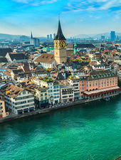 Amsterdam to Switzerland Rhine River All-Lesbian Cruise 2020