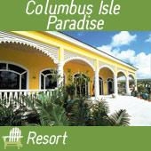 Exclusively lesbian Columbus Isle resort