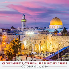 Greece, Cyprus & Israel All-Lesbian Mediterranean Luxury Cruise 2020