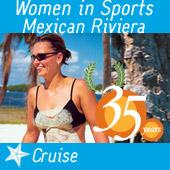 Exclusively lesbian Mexican Riviera cruise