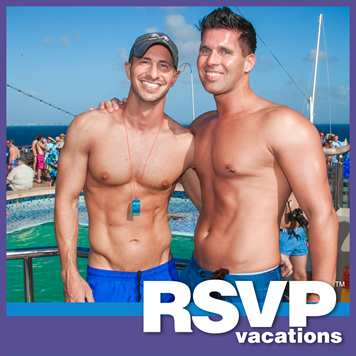 RSVP Vacations Gay Cruise 2017