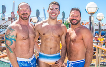 Caribbean Gay Only Cruise 2017