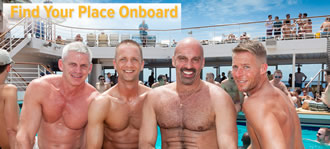 RSVP Eastern Caribbean All-Gay Cruise 2016