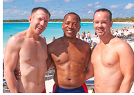 Caribbean gay cruise