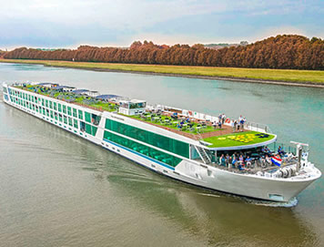 Danube All-Gay River Cruise 2017 on Emerald Star
