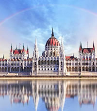 Legendary Danube All-Gay River Cruise 2016