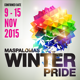 Maspalomas Gay Winter Pride 2015
