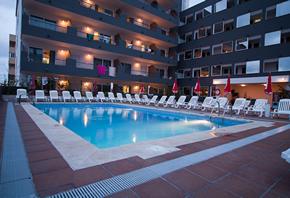Ibiza gay holiday accommodation Hotel and Apartments El Puerto