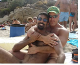 Gay beach Mykonos