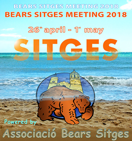 Bears Meeting Sitges 2018