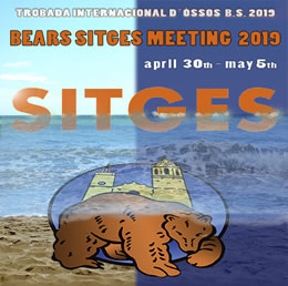 Bears Meeting Sitges 2019
