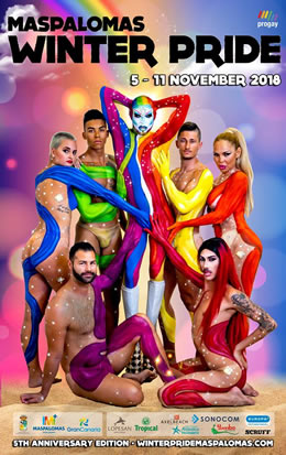 Winter Pride Maspalomas 2018