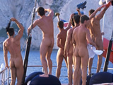 Windjammer Mandalay French Caribbean Nude Gay Cruise 2015