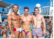 Europe's Largest All-Gay Cruise 2018