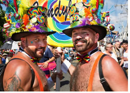 Provincetown Carnival Vacaya All-Gay Cruise 2019