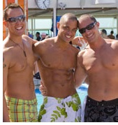 Gay Groups on Big Cruise Ships