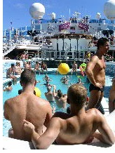 Gay Groups on Straight Cruises