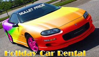 Gay Holiday Car Rental