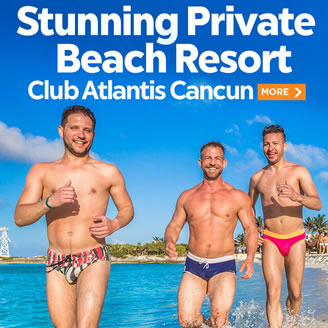 Atlantis Cancun All-Gay Resort Holidays 2021