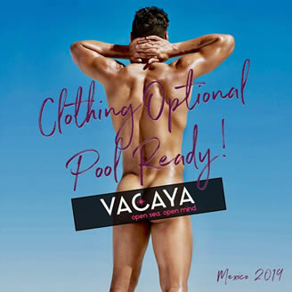 Vacaya Mexico All-Gay Resort Holidays 2019
