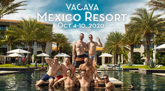 Unico Riviera Maya Mexico All-Gay Resort Week 2020