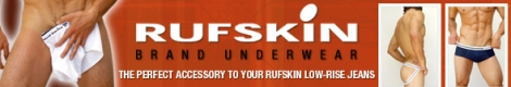 Rufskin mens underwear
