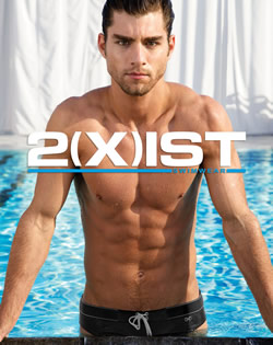 2(x)ist Men's Swimwear