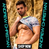 Shop Andrew Christian gay sexy underwear & swimwear