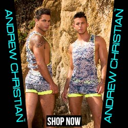 Andrew Christian - Stylish & Trendy Designer Mens T-Shirts & Tank Tops