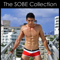 BodyJock Mens Swimwear