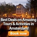 Amsterdam Sightseeing, Tours, Attractions at isango!