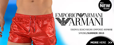 Emporio Armani Swimwear & Beachwear Collection