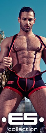 ES Collection gay underwear & swimwear
