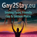 Book New York gay & gay friendly hotels at Gay2Stay.eu