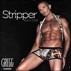 Gregg Homme Stripper