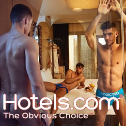Gran Canaria is the number one gay travel destination in Europe