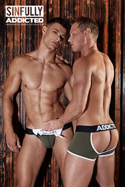 Addicted men's jockstraps