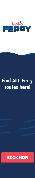 Let's Ferry - Greek Islands ferry tickets