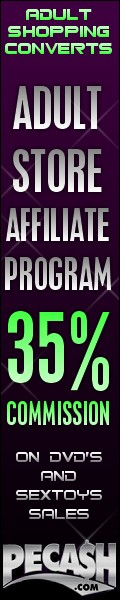 Pecash - Adult Store affiliate program