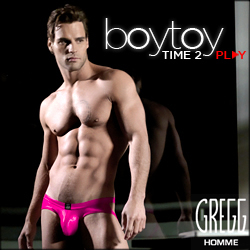 Gregg Homme Boy Toy
