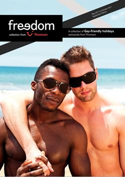 Thomson Freedom Gay Holidays