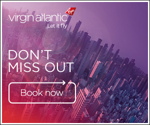 Virgin Atlantic Airways flghts to Havana
