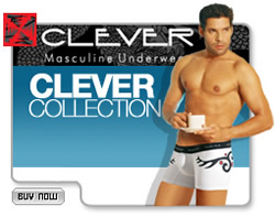 Clever Mens underwear collection