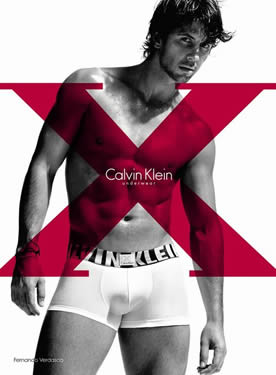 Calvin Klein X men's underwear at Banglads