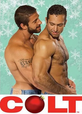 Colt Studio - Gay Christmas