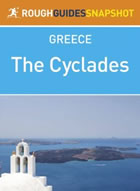 The Cyclades - Rough Guides Snapshot