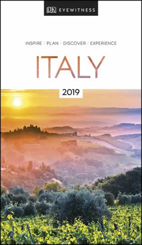 Italy DK Eyewitness Travel Guide