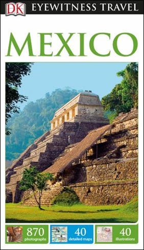 DK Mexico travel guide