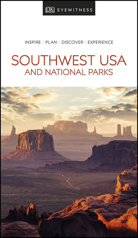 DK Eyewitness Southwest USA Travel guide