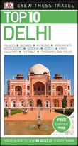 Delhi DK Eyewitness Top 10 Travel Guide